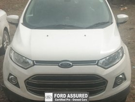 Ford EcoSport 1.5 DV5 MT Titanium Optional 2016 for sale