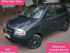 Used 2007 Hyundai Santro Xing for sale
