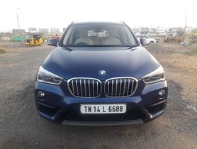 Good as new 2017 BMW X1 for sale