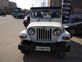 Used Mahindra Thar DI 4X2 2011 for sale