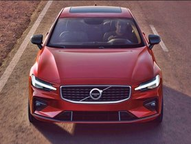 Third-gen Volvo S60 To Arrive in India by 2020