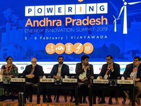 Andhra Pradesh Government Strives For 10 Lakhs EVs On Road by 2024