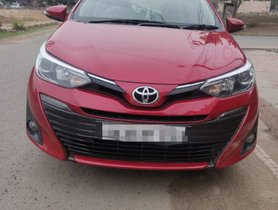 2018 Toyota Yaris for sale