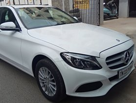Used Mercedes Benz C Class C 220 CDI Sport Edition 2015 by owner