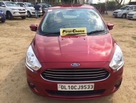 Ford Aspire 1.2 Ti-VCT Titanium for sale