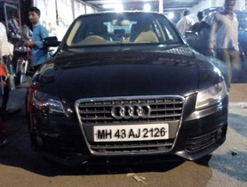 Audi A4 2011 for sale