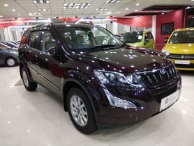 Mahindra XUV500 W10 2WD by owner