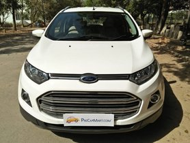 Used Ford EcoSport 1.5 Ti VCT AT Titanium 2014 for sale