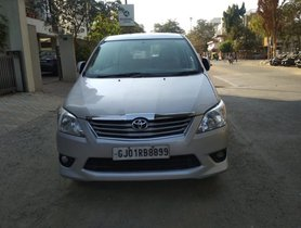 Toyota Innova 2.5 VX (Diesel) 8 Seater for sale