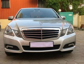 Used Mercedes Benz E Class E 350 d 2010 for sale