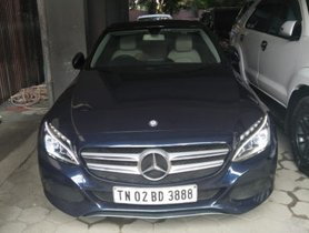 2015 Mercedes Benz C Class for sale