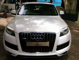 2011 Audi Q7 for sale at low price