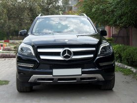 Used Mercedes Benz GL-Class 350 CDI Blue Efficiency 2014 for sale