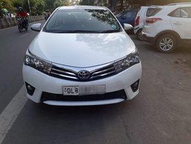 Toyota Corolla Altis 2015 for sale