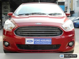 Ford Aspire 1.5 TDCi Titanium Plus by owner