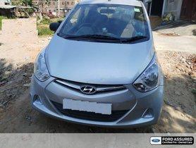 Used 2012 Hyundai Eon car at low price