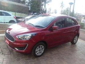 2019 Ford Figo Facelift Arrives At Dealerships