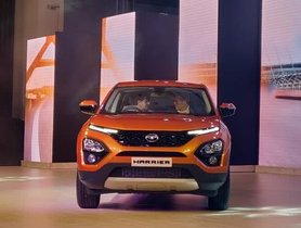 Tata Harrier And Buzzard Likely To Soon Get An AWD System And Sunroof