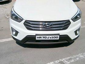 Well-kept Hyundai Creta 2017 for sale