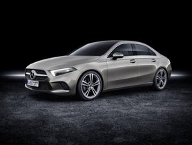 Mercedes A-Class Sedan Likely To Come By 2021 - Report