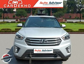 Hyundai Creta 1.6 SX Option for sale