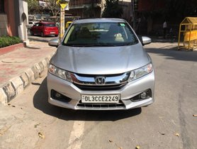 Used Honda City V MT Exclusive 2016 for sale