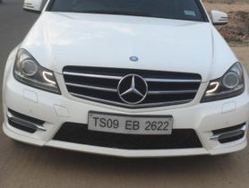 Used Mercedes Benz C Class C 220CDIBE Avantgarde Command 2014 by owner