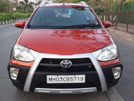 Toyota Etios Cross 1.2L G 2016  for sale