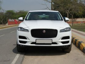 Used 2018 Jaguar F Pace for sale