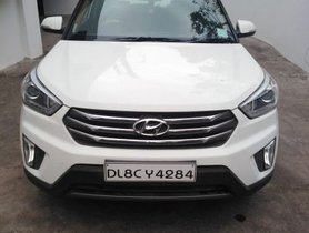 Hyundai Creta 1.6 VTVT SX Plus Dual Tone 2016 for sale