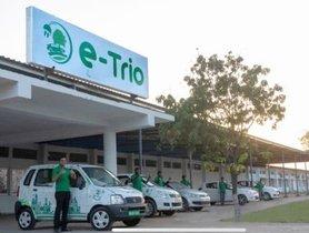 E-Trio Transforms Regular Cars to Electric Vehicles