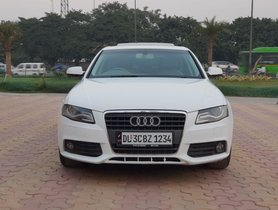 Used Audi A4 2.0 TDI Multitronic 2012 for sale