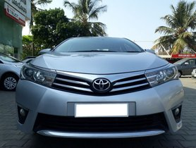 Toyota Corolla Altis 2015 for sale
