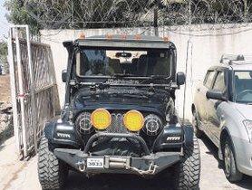 Mahindra Jeep 2015 for sale