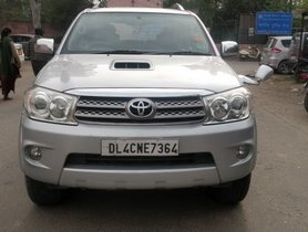 2011 Toyota Fortuner for sale