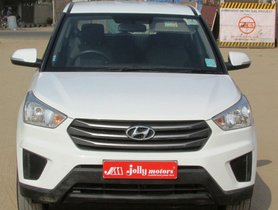 Used Hyundai Creta car at low price