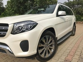 Used Mercedes Benz GLS car at low price