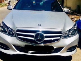 2017 Mercedes Benz E Class for sale