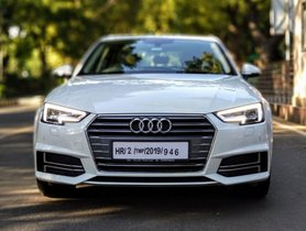 Used Audi A4 car at low price