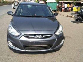 Used 2013 Hyundai Fluidic Verna for sale