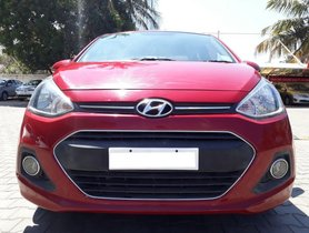 Used Hyundai Xcent 1.2 VTVT S 2015 for sale