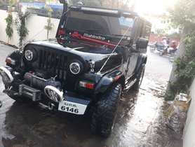 2015 Mahindra Thar for sale at low price