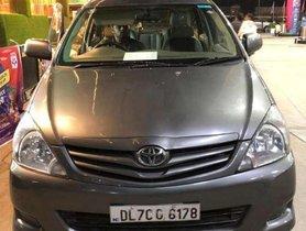 Toyota Innova 2.5 GX 7 STR 2010 for sale