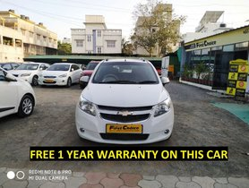 Used 2014 Chevrolet Sail Hatchback car at low price