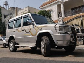 Used 2012 Tata Sumo car at low price