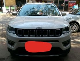 Used Jeep Compass car at low price