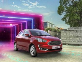 Ford Figo Facelift, Top-end Figo Blu Revealed In Official Images