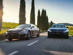 2019 Maserati Quattroporte Launched At INR 1.74 Crore In India