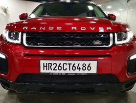 Land Rover Range Rover HSE for sale