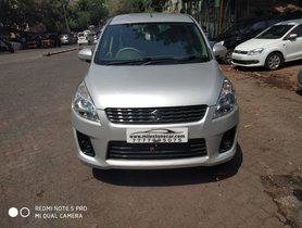 Used Maruti Suzuki Ertiga car at low price